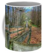 The Walk In The Woods Coffee Mug