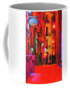 The Walkabouts - Spanish Red Moon Stroll Coffee Mug