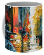 The Walking Man Coffee Mug