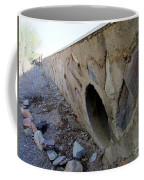 The Wall At Taliesen In Arizona Coffee Mug