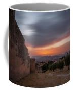 The Wall Coffee Mug