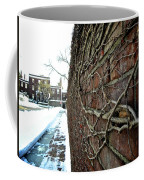 The Wall That Never Ends Coffee Mug