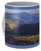 The Wallace Tower Stirling Scotland Coffee Mug