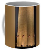 The Washington Monument In Washington Coffee Mug