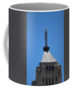 The Watchers Chicago Illinois Architecture Coffee Mug