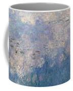 The Water Lilies, The Clouds Coffee Mug