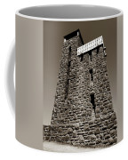 The Water Tower At Mount Constitution Coffee Mug