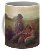 The Watermelon Boys Coffee Mug