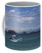 The Waters Of Coiba Coffee Mug