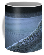 The Wave Of A Bore Tide Traveling Coffee Mug