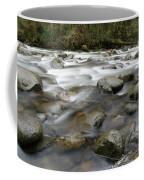 The Way A River Flows Coffee Mug