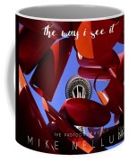 The Way I See It Coffee Table Book Cover Coffee Mug