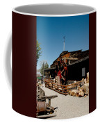 The Way It Was Virginia City Nv Coffee Mug