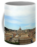 The Way To St. Peter's Basilica Coffee Mug