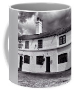 The Weavers Arms, Fillongley Coffee Mug by John Edwards