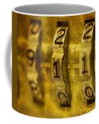 The Web Of Nine Eleven  Coffee Mug