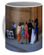 The Wedding Party Detail Coffee Mug