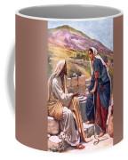 The Well Of Sychar Coffee Mug