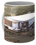 The Wells Fargo Center Coffee Mug