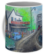 The West End Carryout At The Bridge Coffee Mug