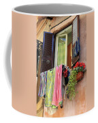 The Wet Clothes Coffee Mug