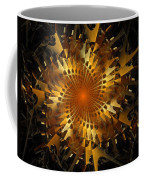 The Wheels Of Time Coffee Mug