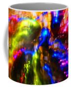 The Whirl Of Christmas Commerce Coffee Mug