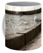 The White Bird Coffee Mug