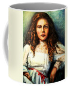 The White Dress Coffee Mug