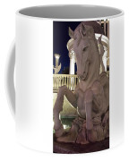 The White Horse Coffee Mug
