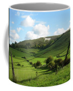 The White Horse Westbury England Coffee Mug