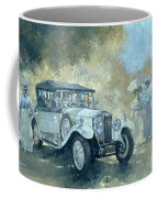 The White Tourer Coffee Mug
