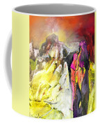 The White Wall Coffee Mug