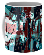 The Who Poster  Coffee Mug