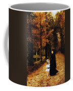 The Widow Coffee Mug by Horace de Callias