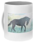The Wild Stallion Coffee Mug