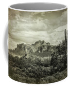 The Wild West Of The Superstitions  Coffee Mug
