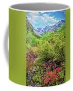 The Wildflowers Of Lundy Canyon Coffee Mug