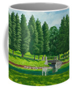 The Willow Path Coffee Mug by Charlotte Blanchard