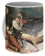 The Winchester Coffee Mug