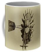 The Windmills Of My Mind Coffee Mug