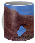 The Window At Arches N.p. After Dark Coffee Mug