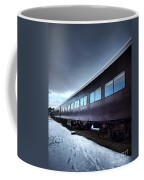 The Windows Of The Train Coffee Mug