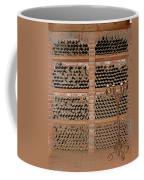 The Wine Cellar Coffee Mug