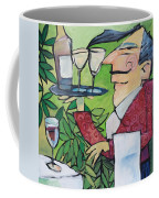 The Wine Steward Coffee Mug