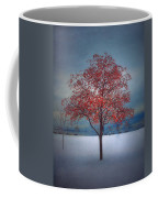 The Winter Berries Coffee Mug