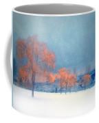 The Winter Blues Coffee Mug