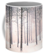The Winter Forest Coffee Mug