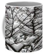 The Winter Has Arrived Coffee Mug
