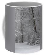 The Winter Path Coffee Mug